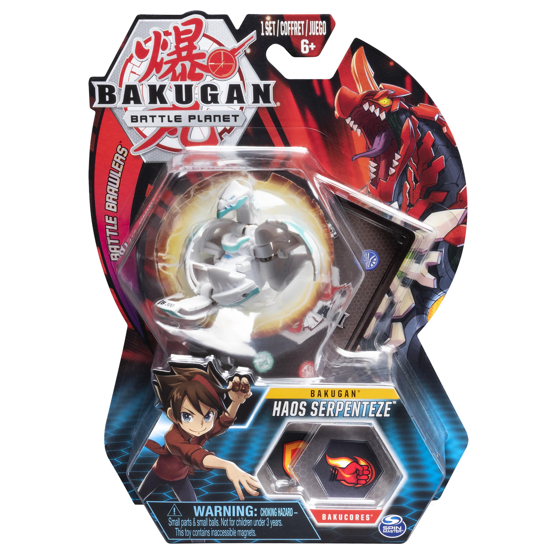Bakugan Pack 1 Haos Serpenteze
