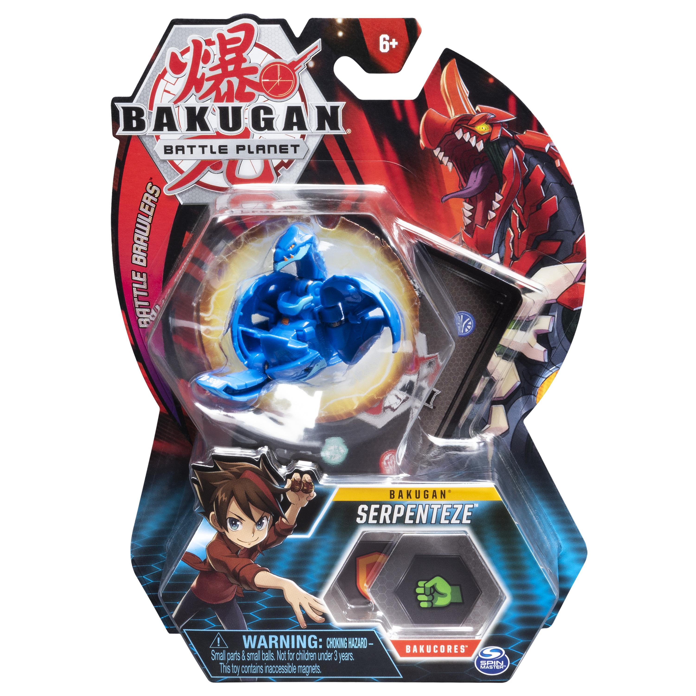 Bakugan Pack 1 Serpenteze