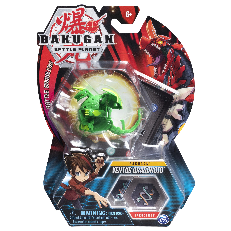 Bakugan Pack 1 Ventus Dragonoid