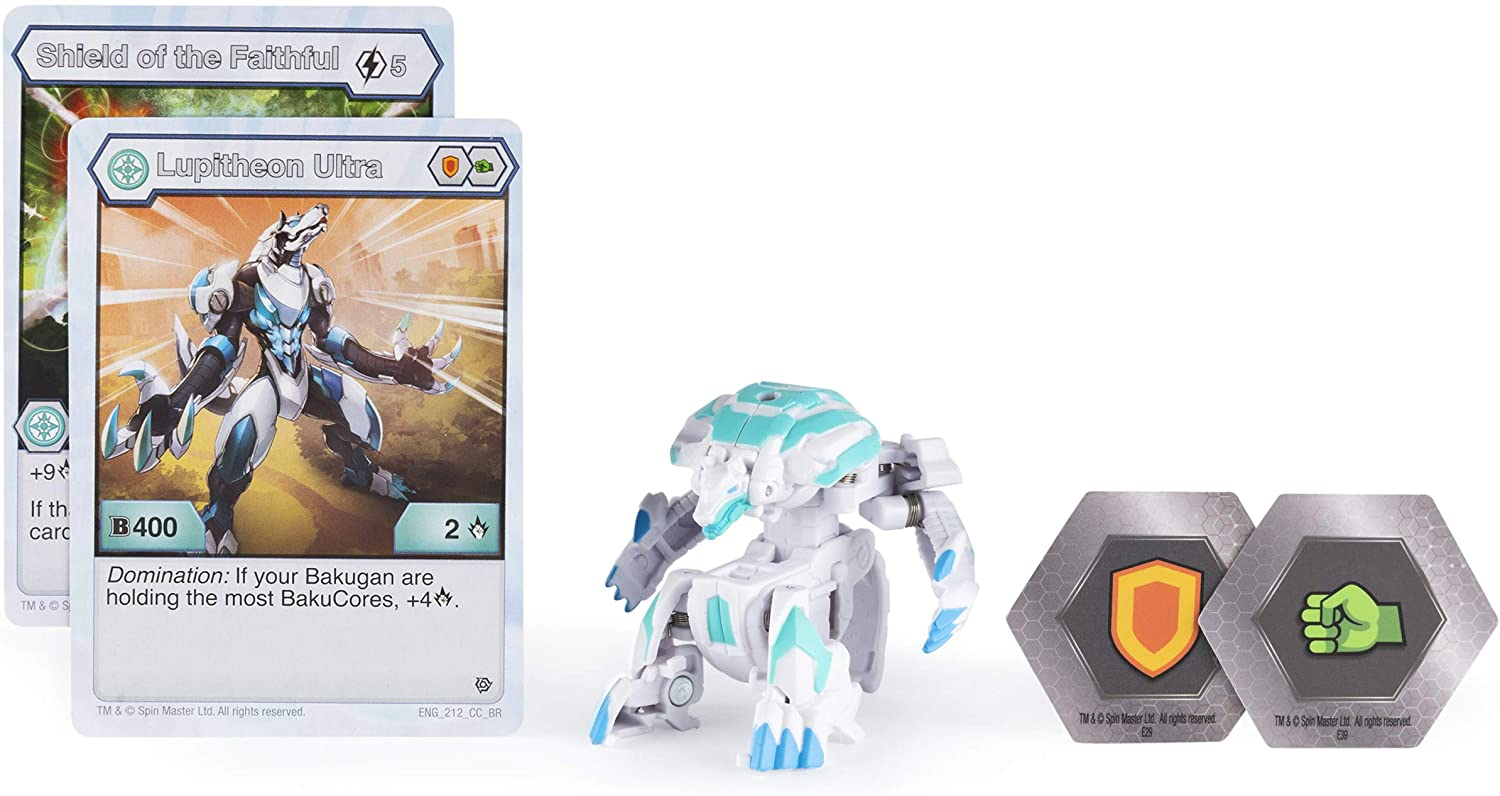 Bakugan Ultra Haos Lupitheon