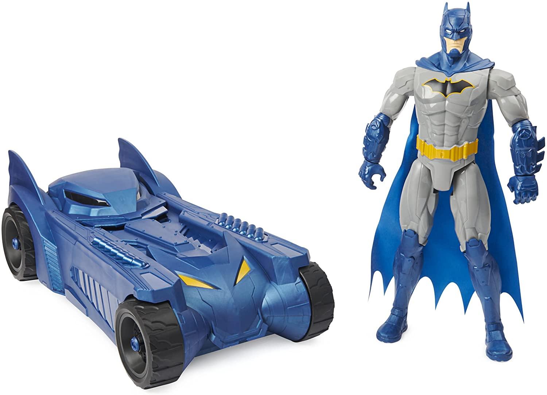 jouet batman batmobile et figurine 30cm