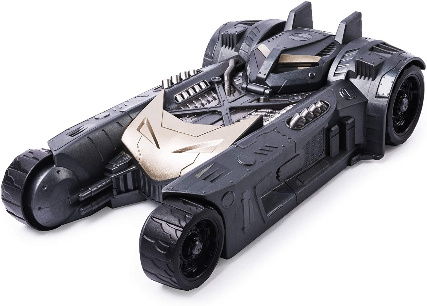 Batmobile 2 en 1 Batboat Batman