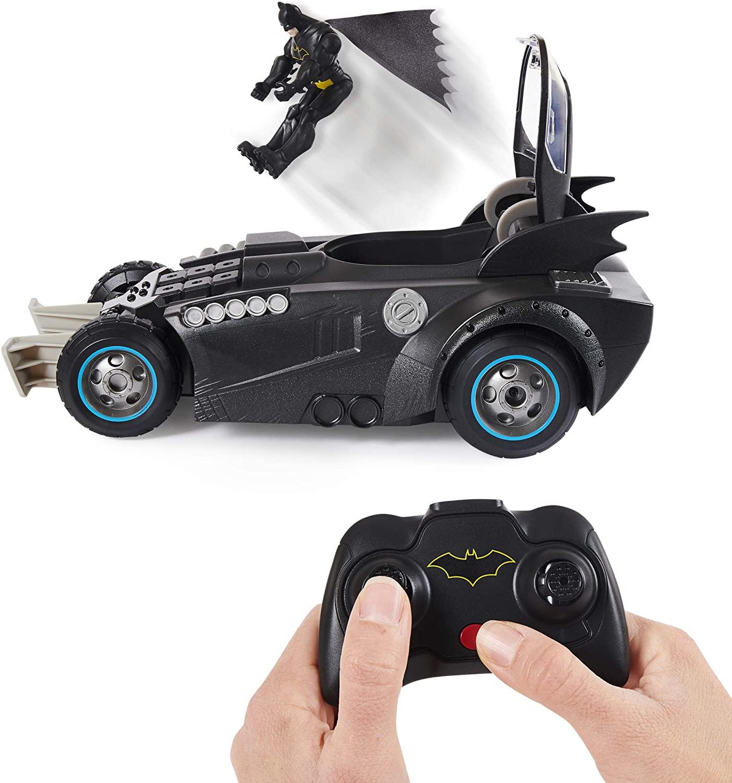 Batmobile télécommandée Batman