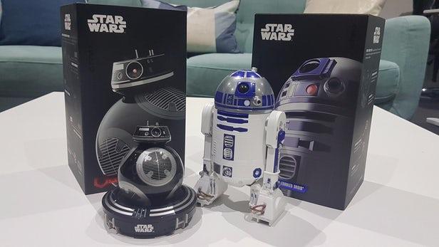 Sphero R2-D2 et BB-9