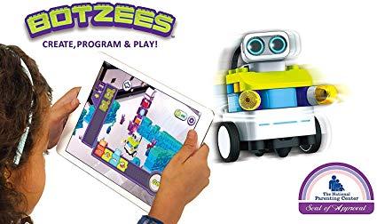 Botzees robot éducatif à construire et programmer