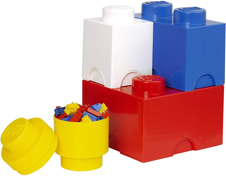 LEGO Rangement pack 4 briques