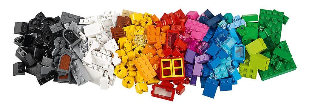 LEGO Briques et maisons 11008