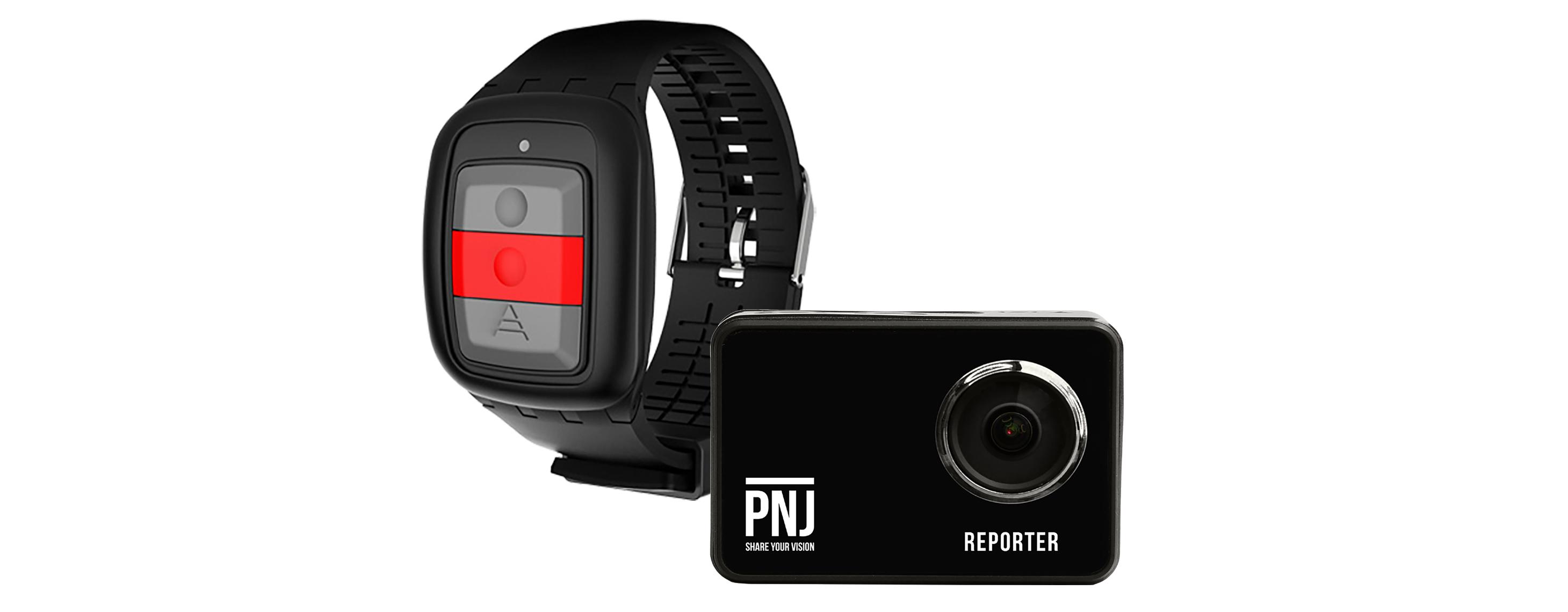Caméra PNJ Reporter