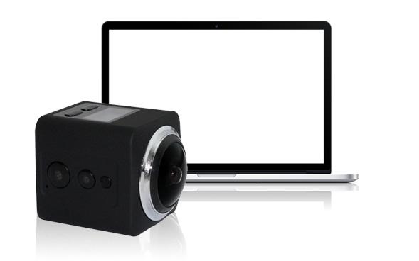 camera sport SN360 PNJ