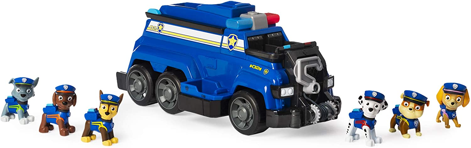 Pat Patrouille camion Police Cruiser
