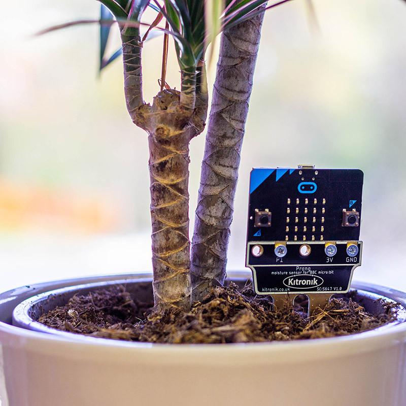 capteur humidité micro:bit