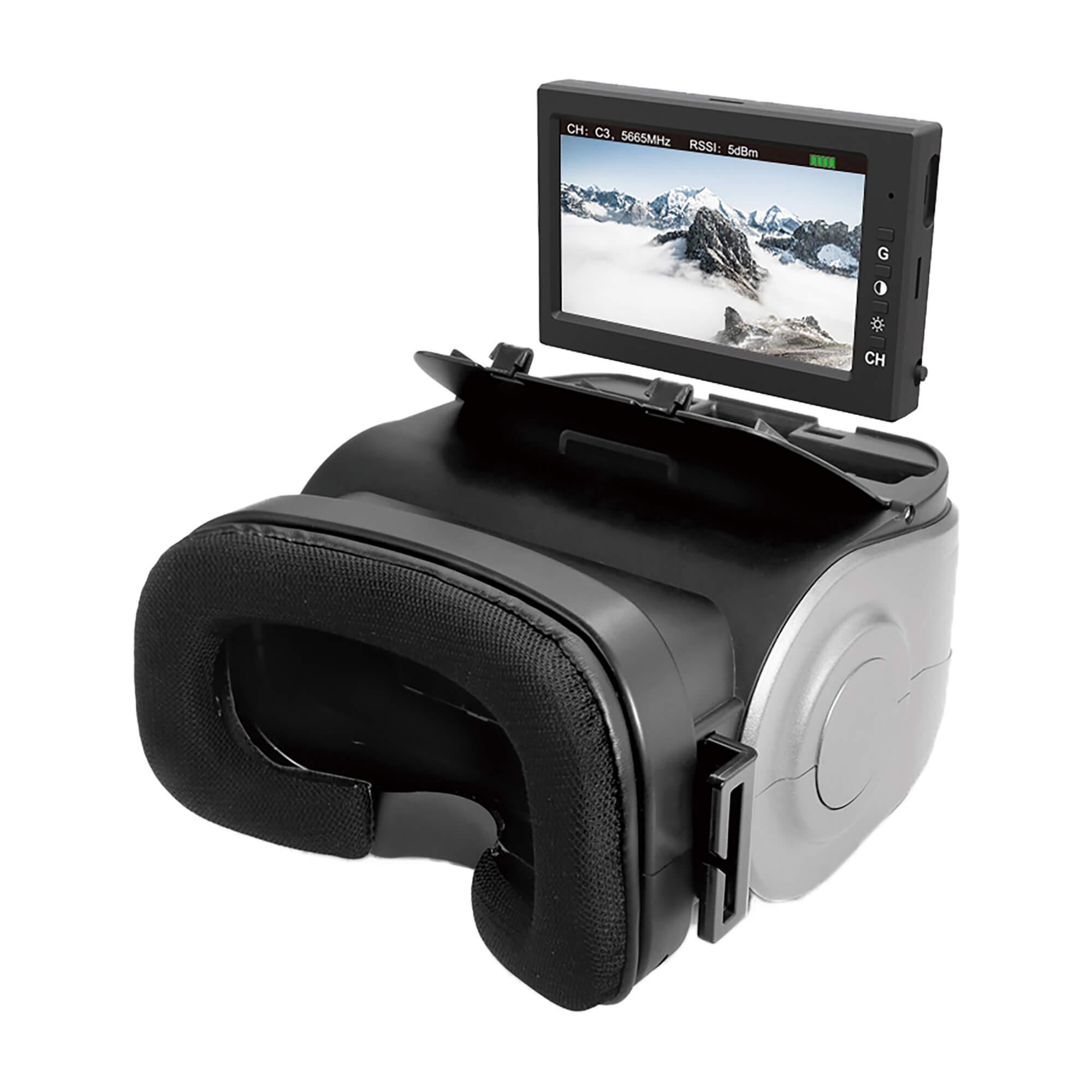 Casque VR FPV Drone G-SKY 100