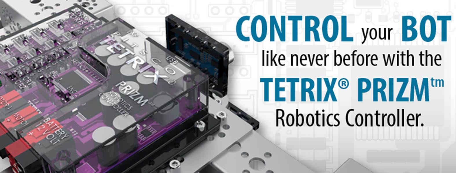 controler tetrix prizm