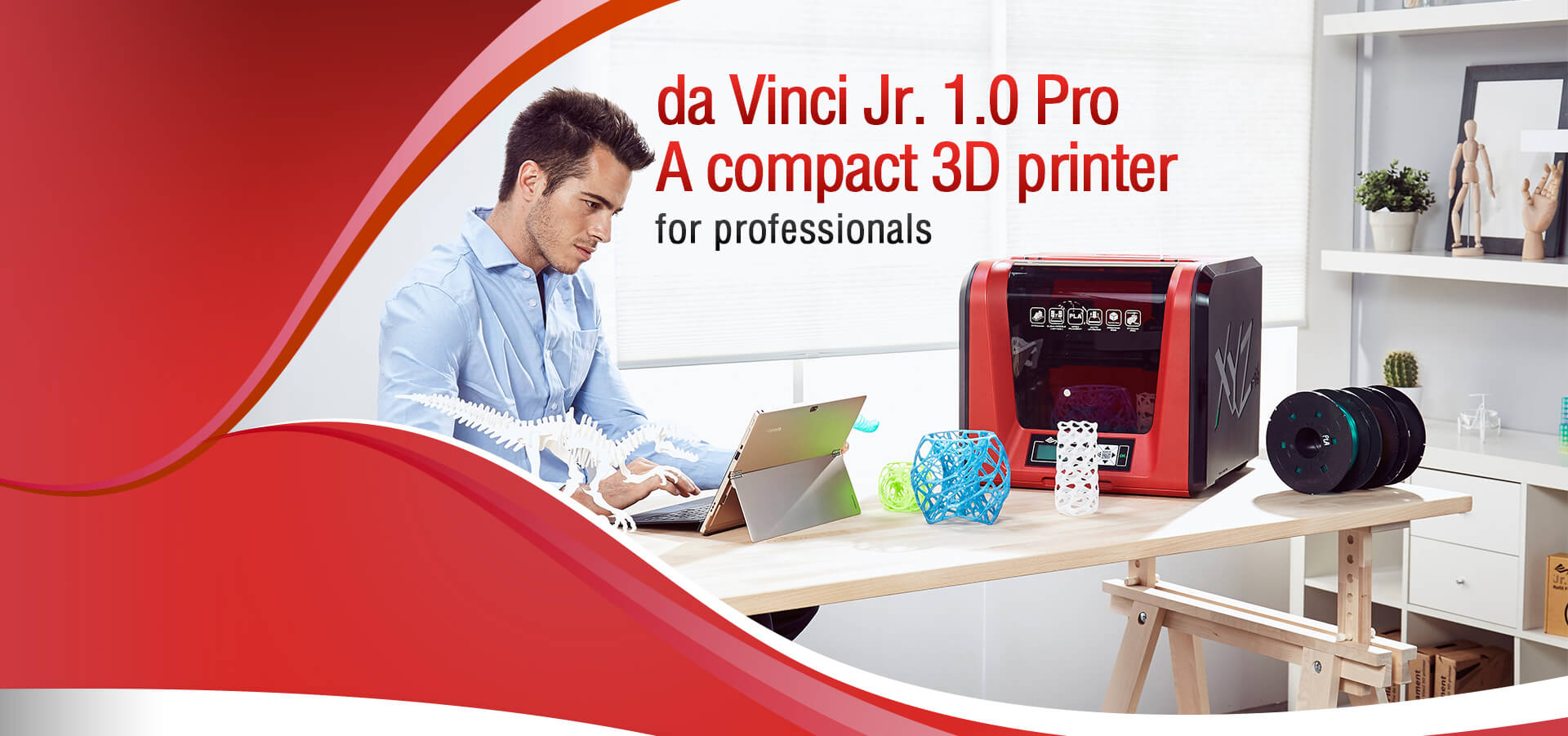 Imprimante 3D Da Vinci Junior 1.0