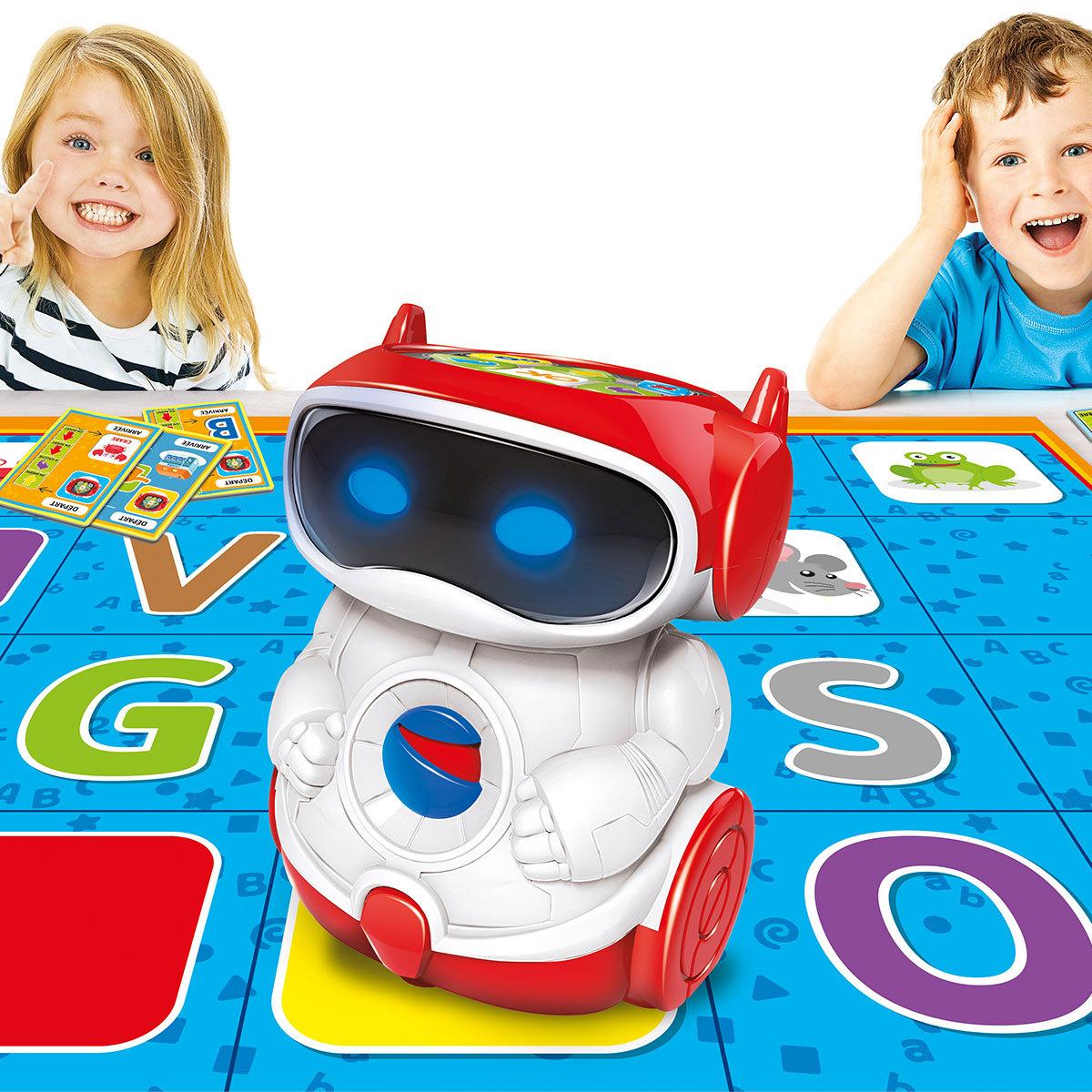 Deux robots jouets sont parmi les meilleurs jeux de 2017