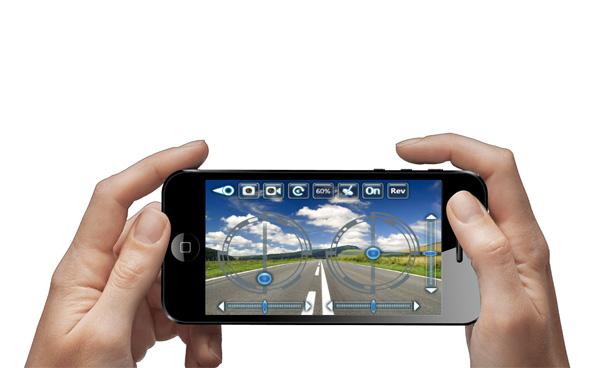 Drone DR 60W Smartphone