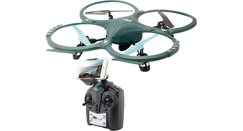 Drone Discovery Wifi HD Piloting