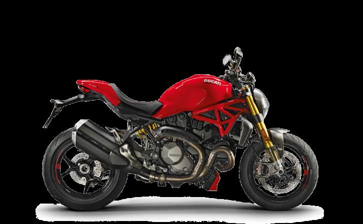 Ducati Monster 1200s meccano