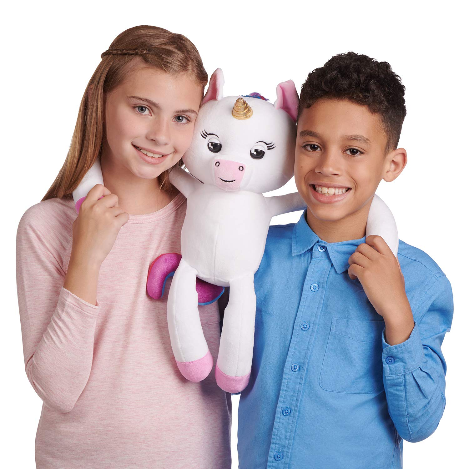 Peluche Licorne Fingerlings WowWee