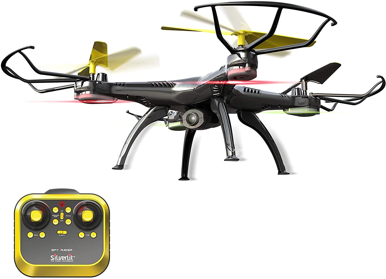 Flybotic Spy Racer drone télécommandé caméra