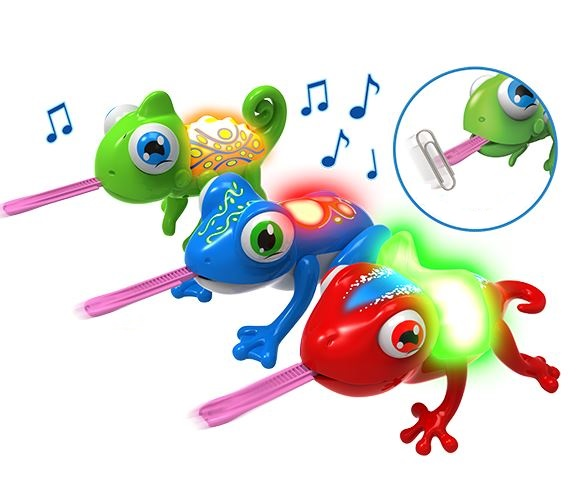 gloopies robots jouets animaux