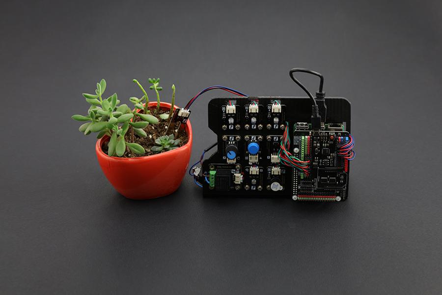 Advanced Kit for RaspberryPi 2 DFRobot Gravity