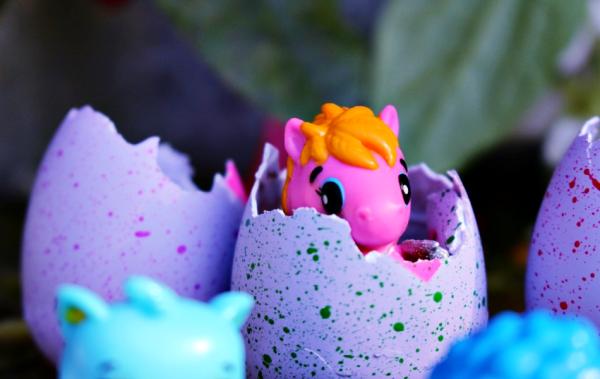 Figurine Hatchimals à collectionner