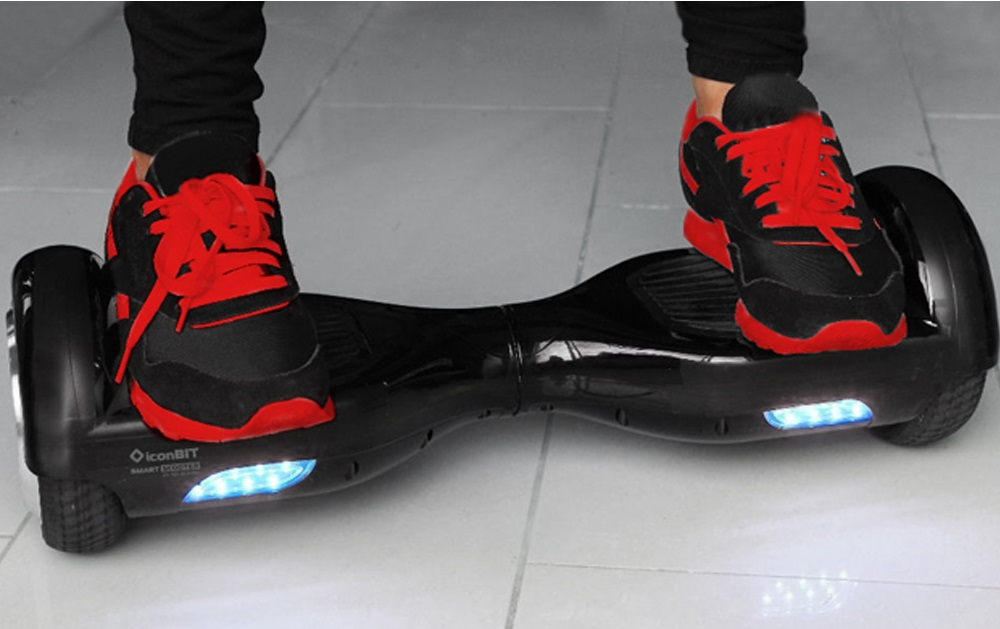 Hoverboard robot Advance