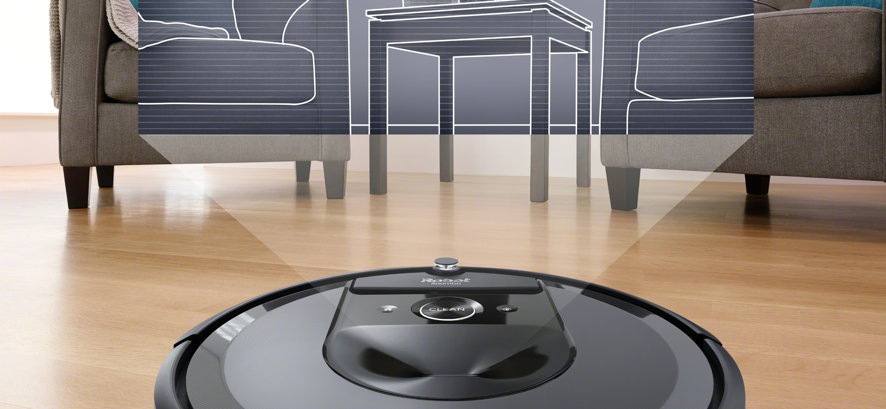 irobot roomba mapping