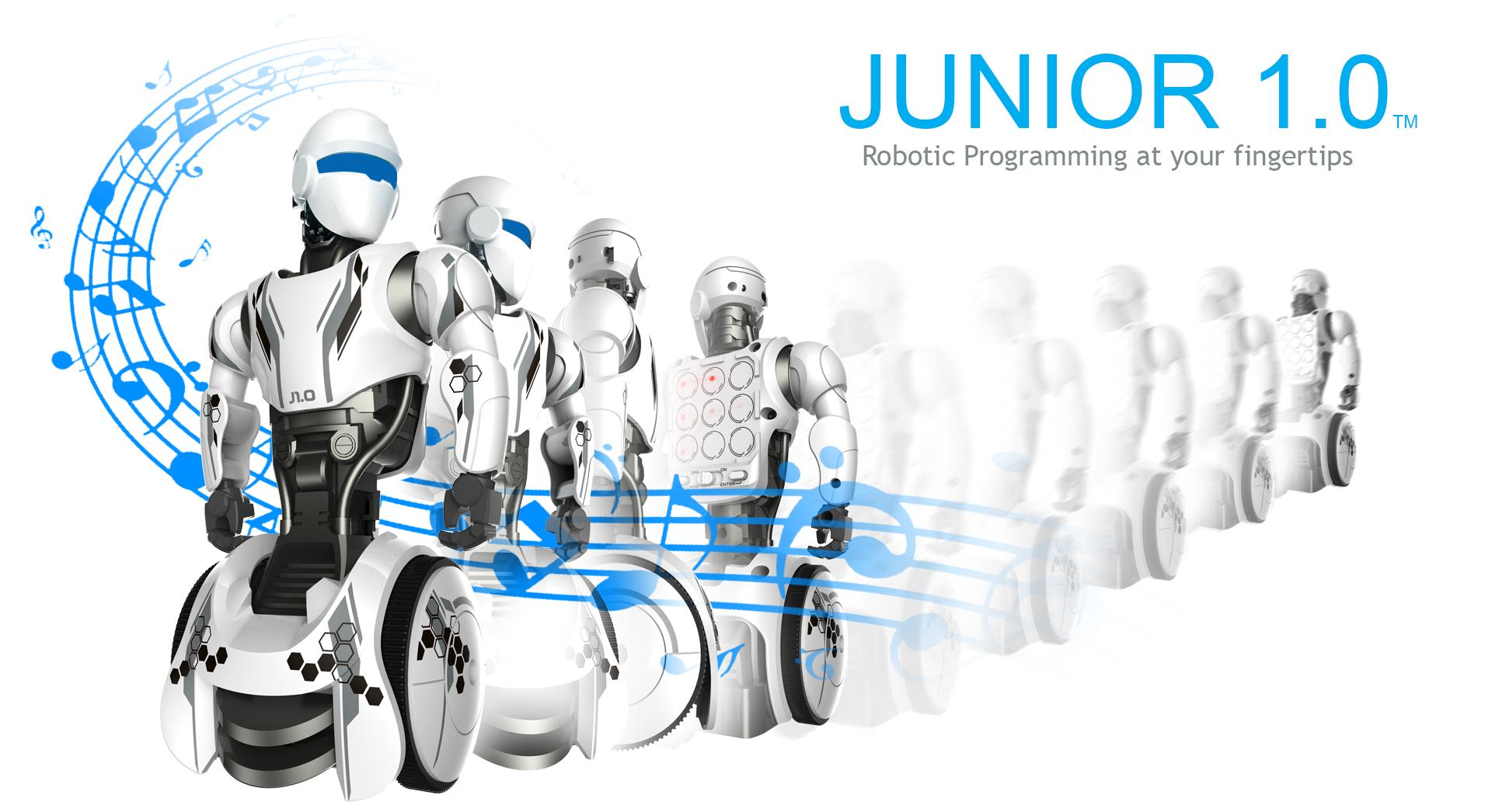 Robot Junior 1.0 Ycoo
