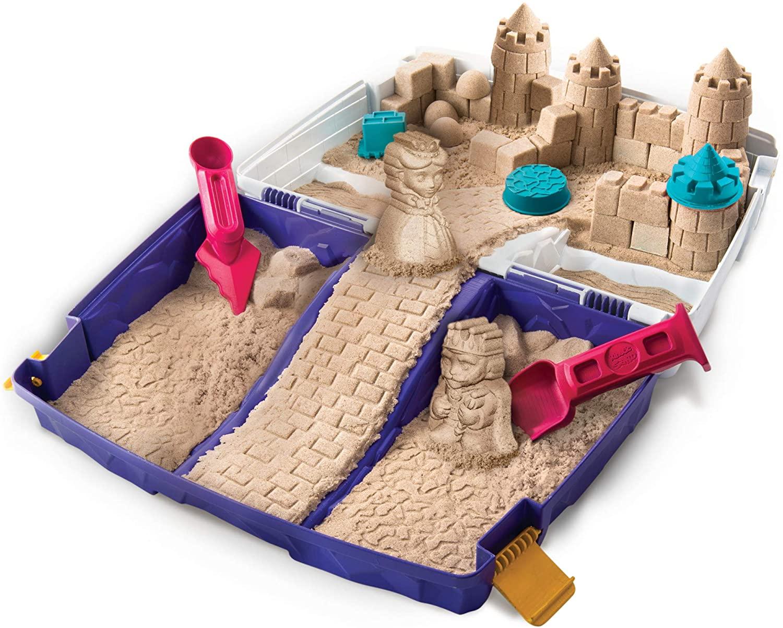 Kinetic Sand mallette 900g