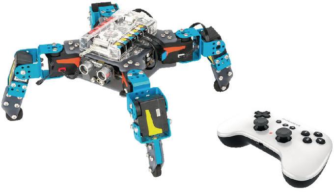 Dark Knight Makeblock Robot