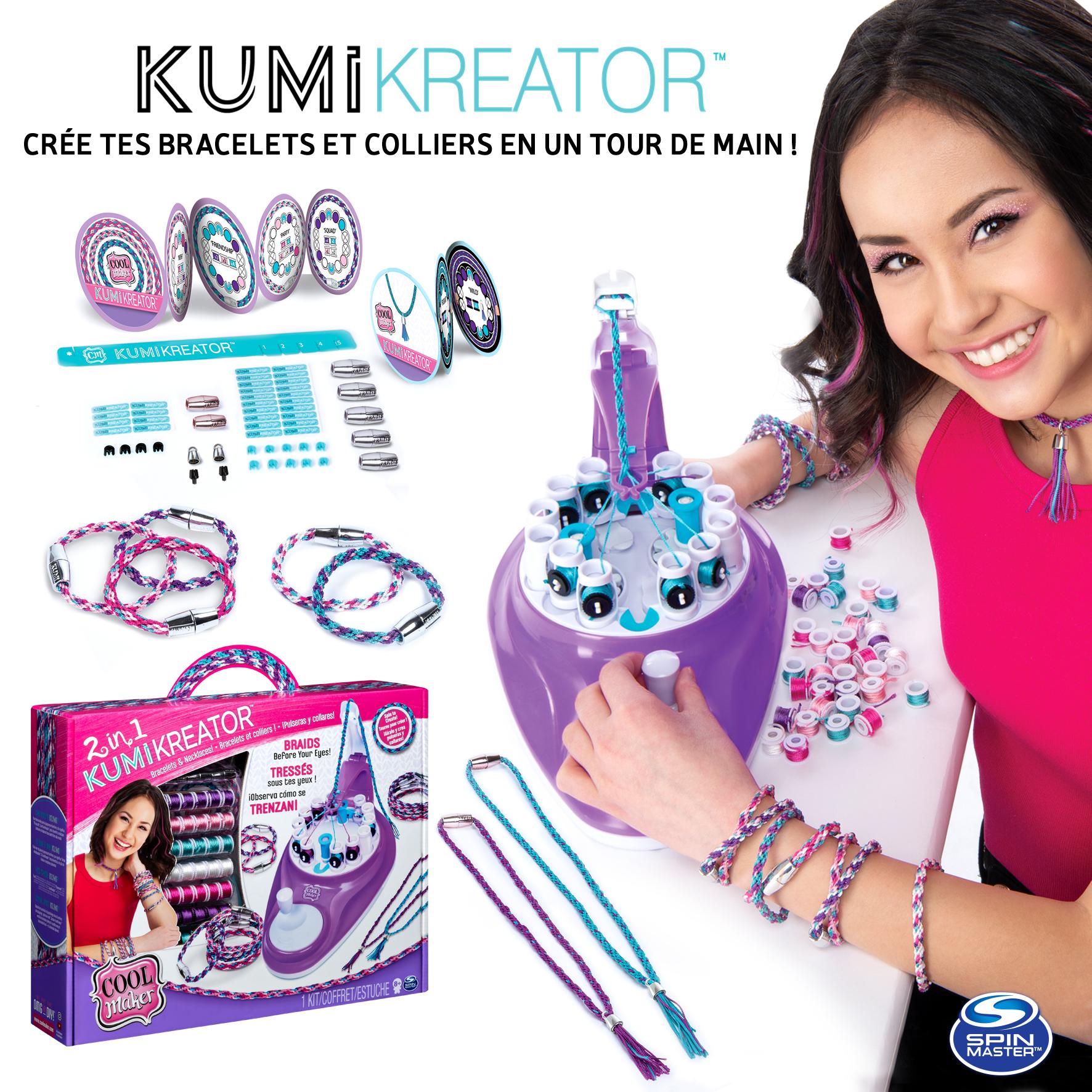 Kumi Kreator Deluxe