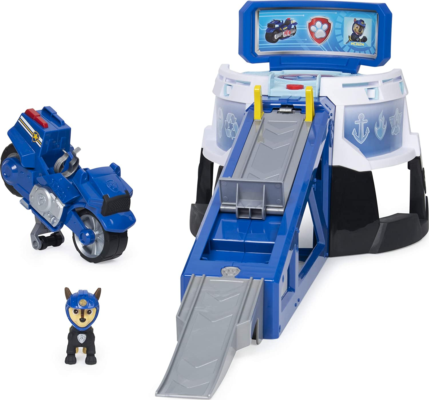 Launcher Moto Pups Chase Paw Patrol