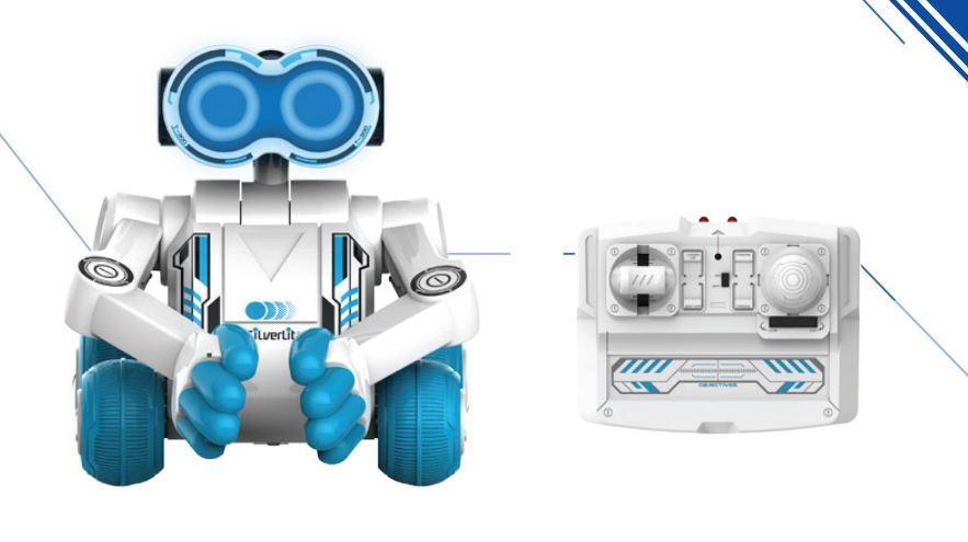 Télécommande du robo launcher Ycoo