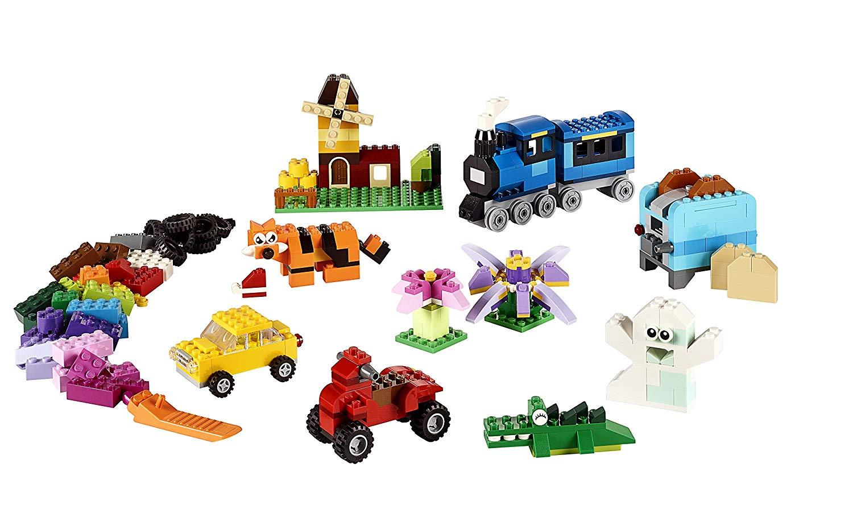 LEGO CLASSIC 10696 Boîte à briques créative