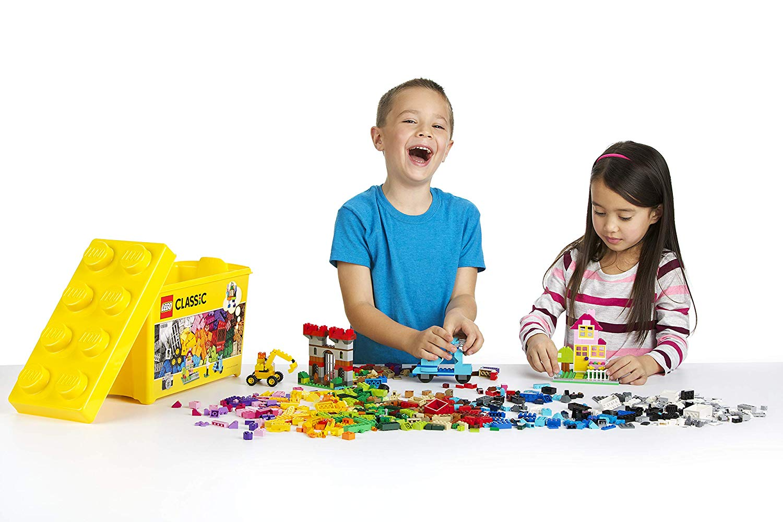 LEGO CLASSIC 10698 Boîte créative deluxe
