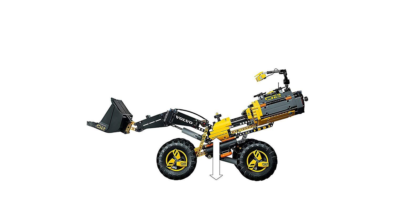 Tractopelle 42081 Zeux Lego Volvo Technic nPwkO80X