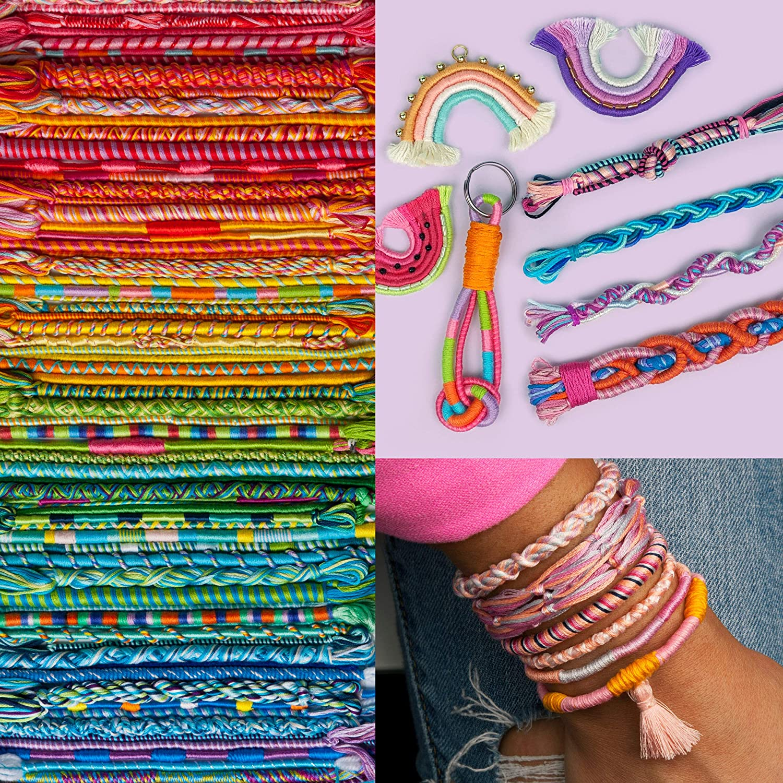 Loopdedoo Ann Williams friendship bracelets