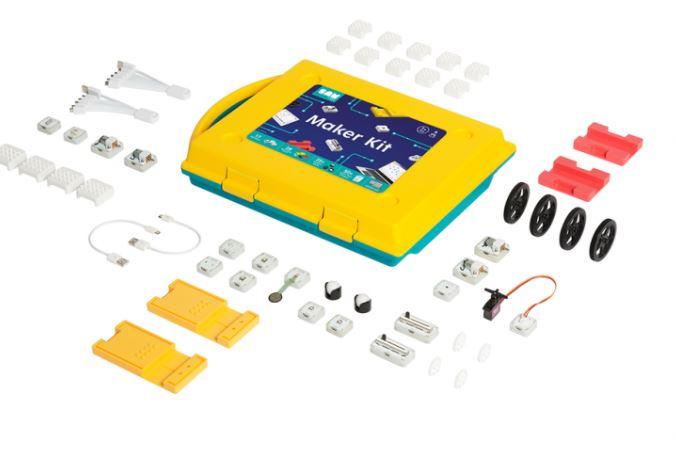 Maker kit sam labs education