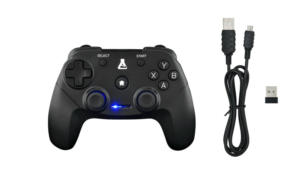 The G-Lab PC and PS3 Gaming Controller
