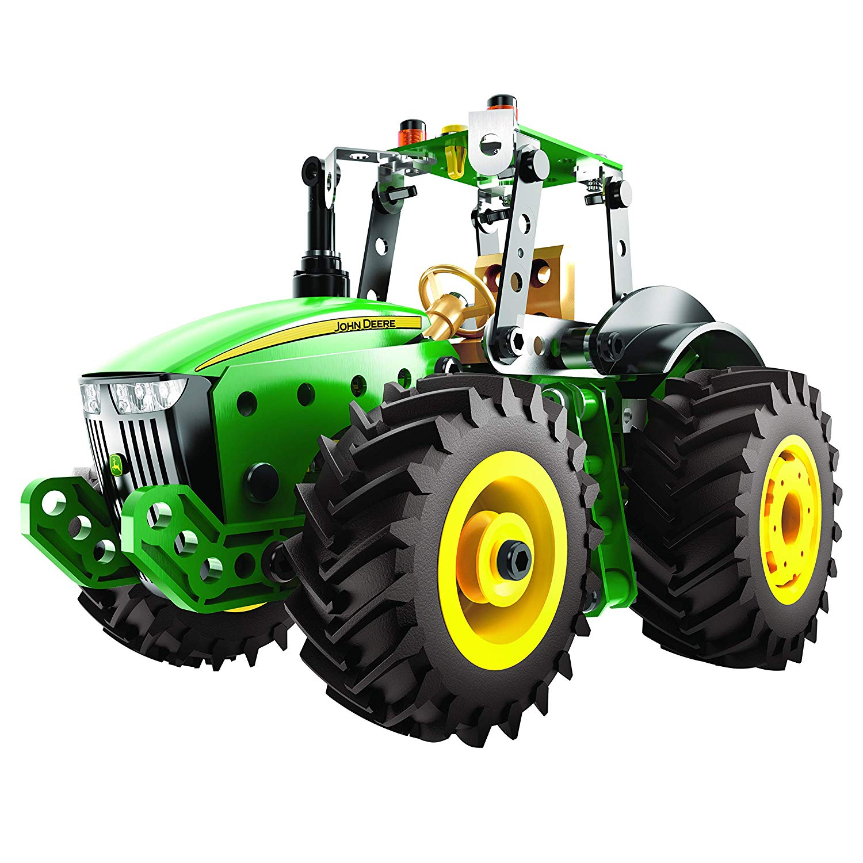 Tractor R8 John Deere meccano 6044492