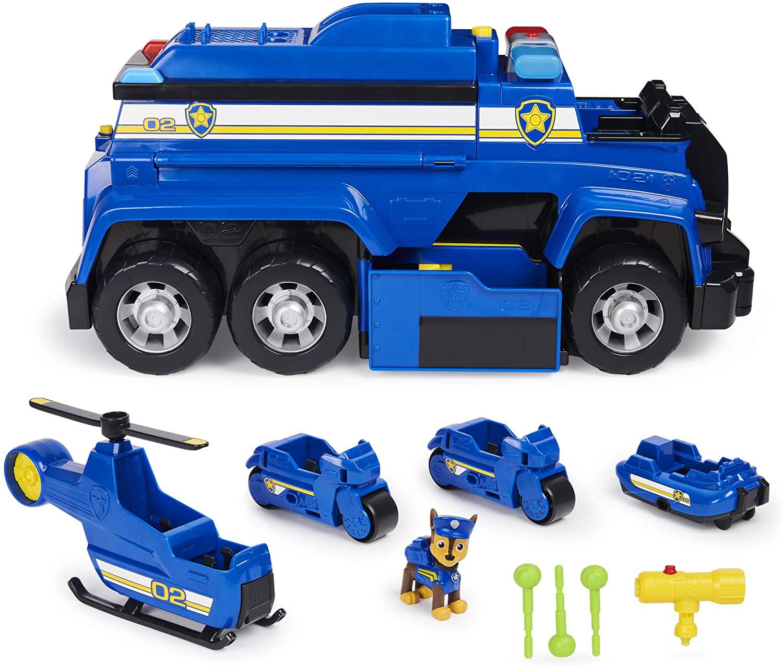 Mega véhicule de police pat patrouille