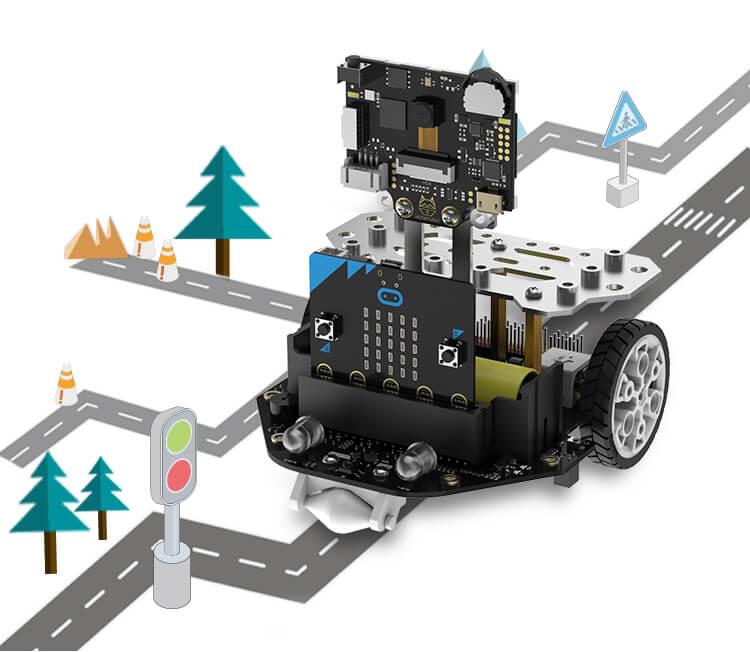 micro:Maqueen Plus DFRobot