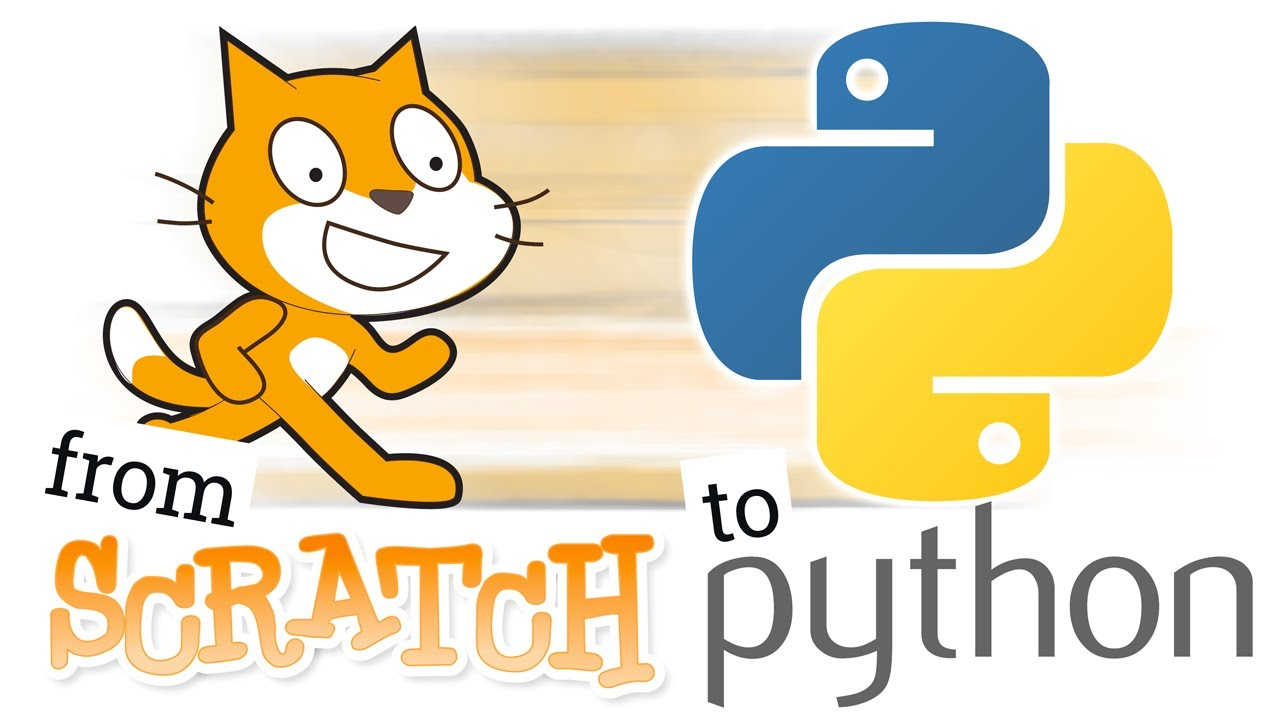 scratch and python robotic simulation