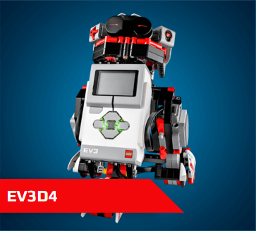 Lego mindstorms EV3: models to be built with instructions
