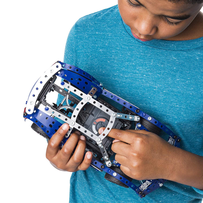 Meccano Supercar motor