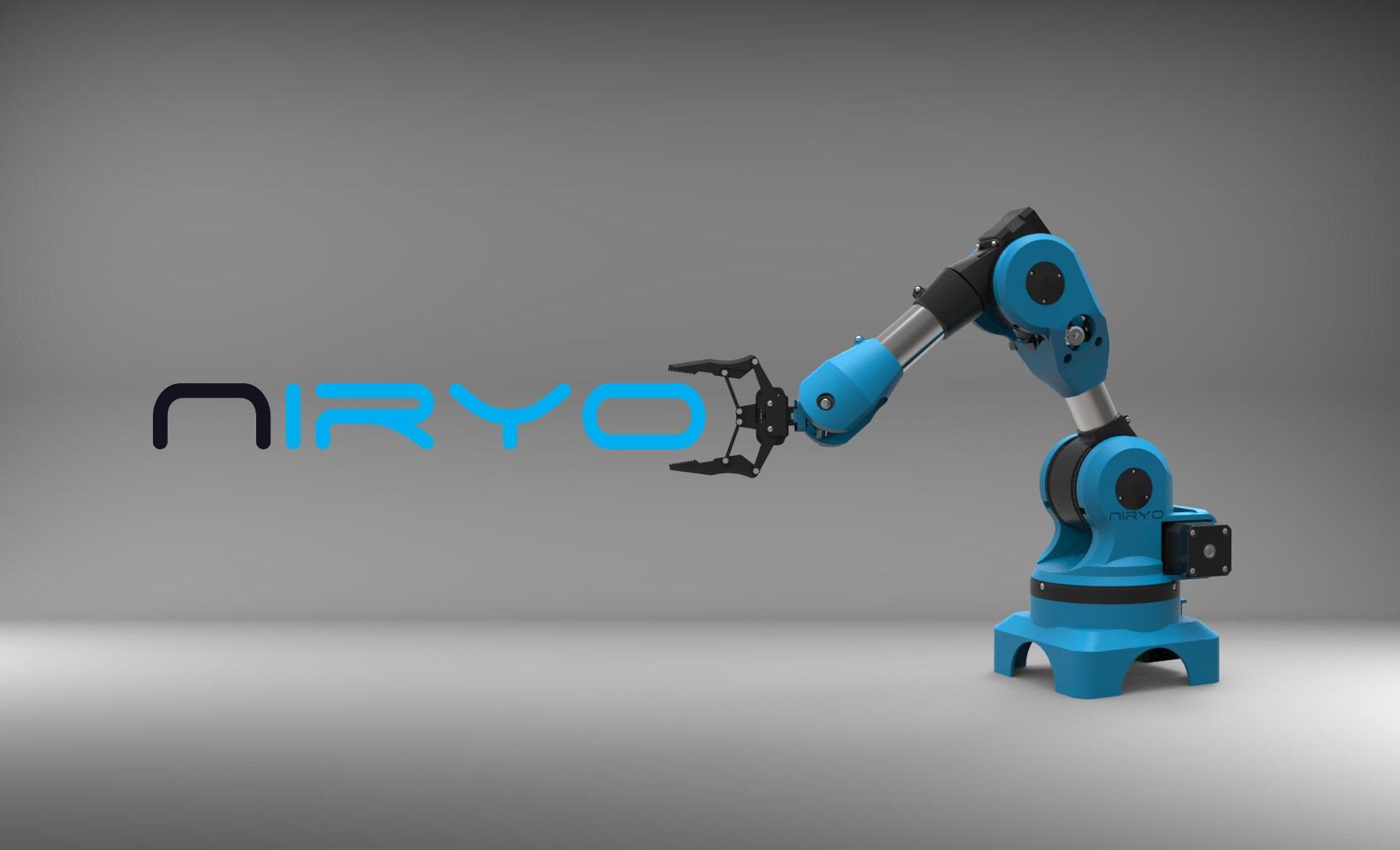 robot niryo one
