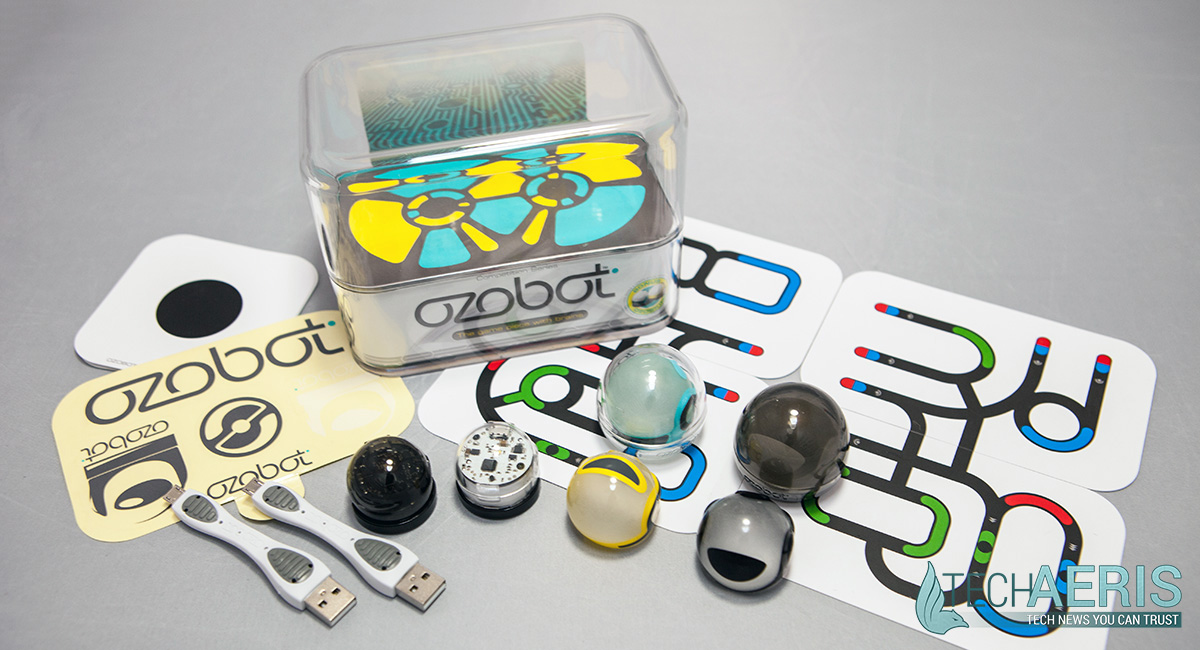 Ozobot educational robot for school