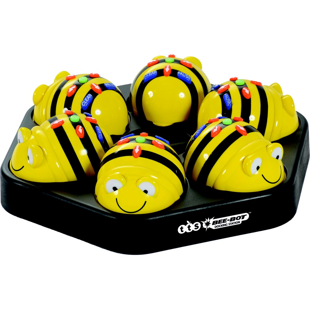 Pack 6 robots Beebot